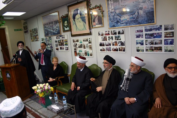 Gallery - The visit of the Mufti of Lebanon - 2015