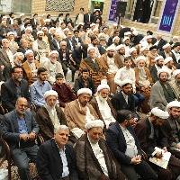 الحفل التأبيني لسماحة آية الله العظمى السيد محمد هادي الحسيني الميلانى